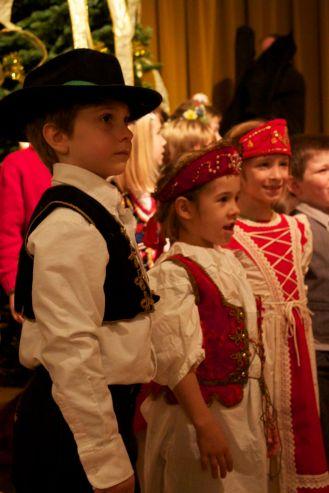 Hungarian Choir members