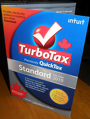 TurboTax 2013 Ads