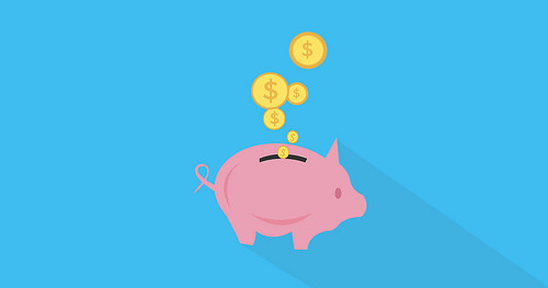saving money in 2016 photo