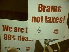 Brains Not Taxes