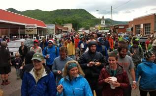Trail Days Hiker Parade
