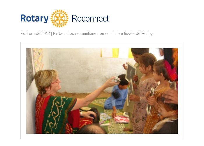 Rotary Reconnect