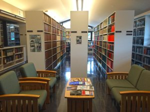 Lowell Collection Room