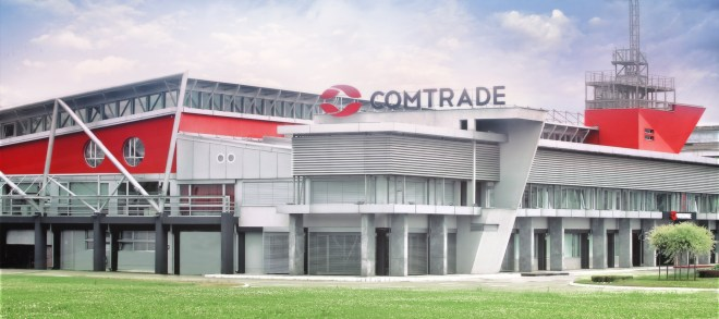 ComTrade About