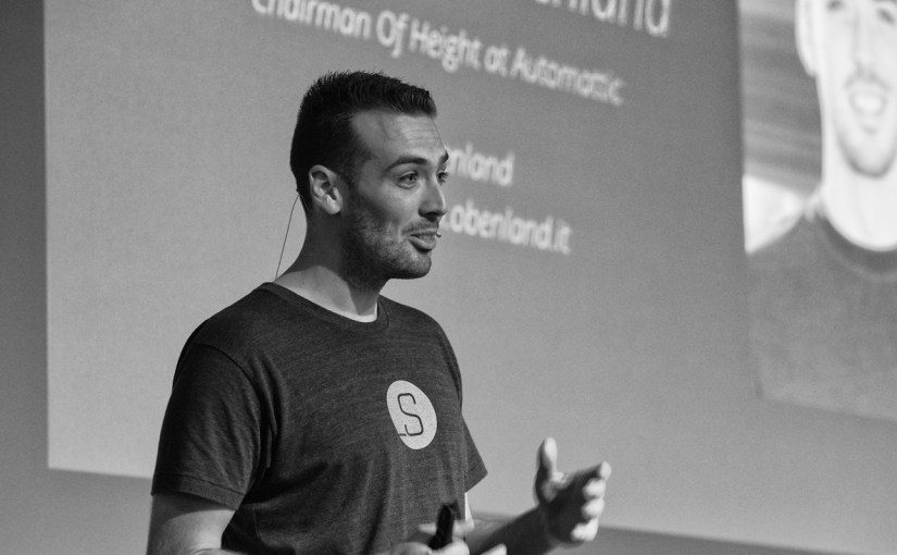 Konstantin Obenland to Host WordCamp Maine Keynote