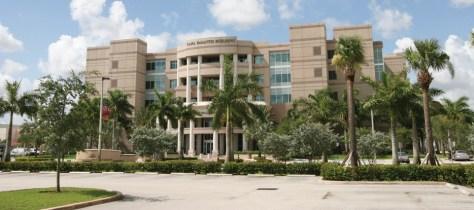 Nova Southeastern University - Carl DeSantis Building