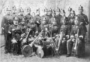 8. regiments musikkorps