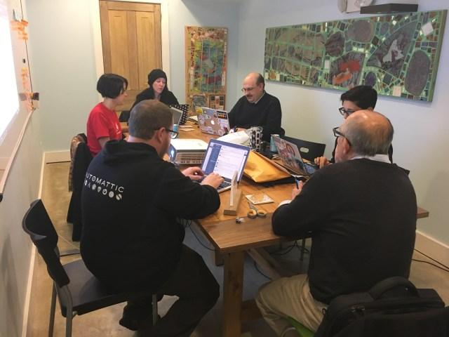 WordCamp US planning team