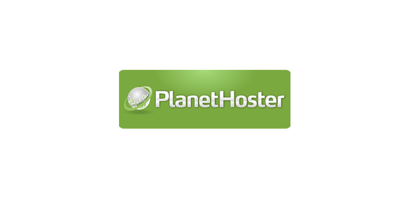 Thank you to PlanetHoster for being a Diamond sponsor