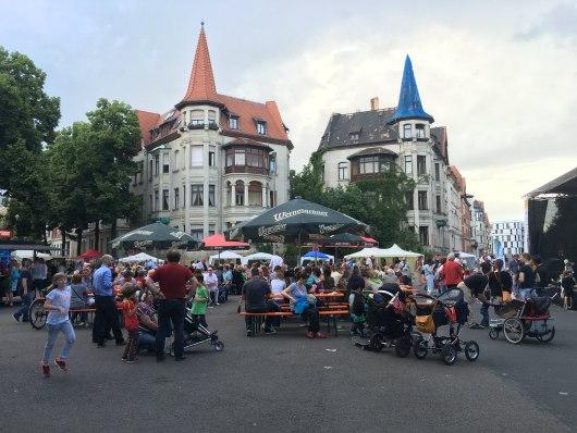 Beim FuBuFe 2016. Quelle: Archiv M. Geißler
