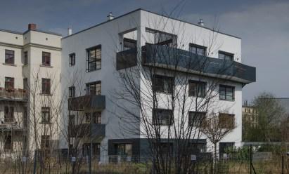 Moderne: Fiedrich-Ebert-Straße; Foto_Andreas Reichelt