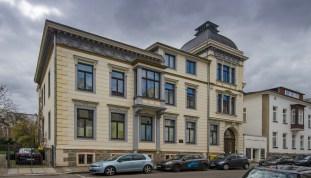 Klassizismus: Gustav-Adolf-Straße ??; Foto: Andreas Reichelt