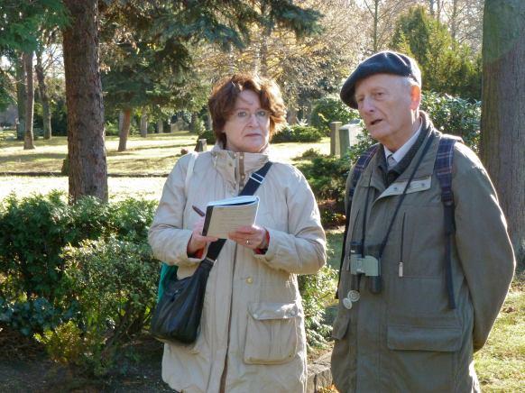 Recherche in der AG Natur und Umwelt