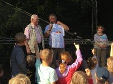 25. Großes Funkenburgfest, Wer gewinnt es? Foto: M. Geißler