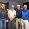 Tek4Kids office - Don, Dave, Gary and Bob