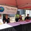 2017 Tek4Kids golf scramble staff and volunteers