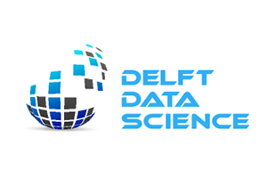 Delft Data Science - Silver sponsor