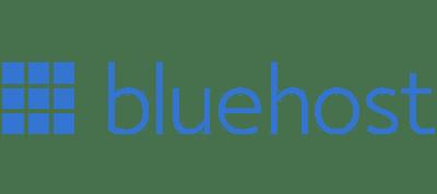 Bluehost logo sponsor wordcamp london 2016