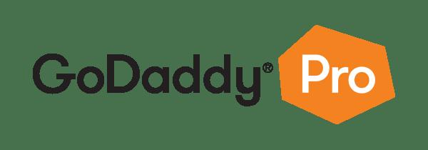 GoDaddy Pro logo - Monongahela River level sponsor WordCamp Pittsburgh