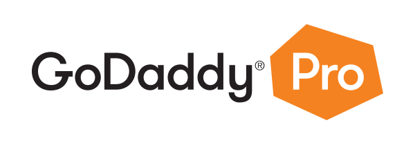 GoDaddy Pro logo - Monongahela River level sponsor WordCamp Pittsburgh