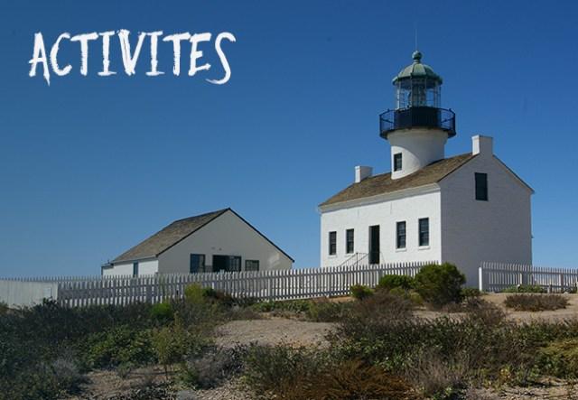 San Diego Activies