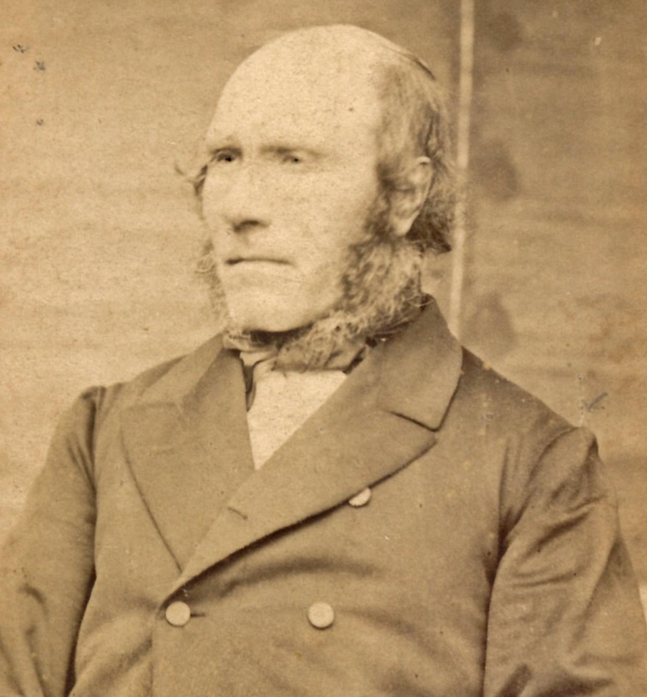 Sr. Guðmundur Einarsson (1816-1882).