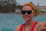 Lauren enjoying Belize!!! 3