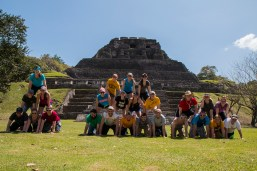 MWSU Pyramid at Xunantunich