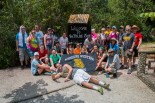 The group at the Belize Zoo