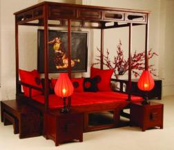chinese daybed