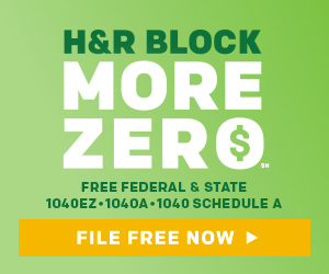 More Zero Free Federal & State Filing