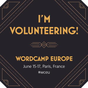 24 WordCamp Europe 2017 #WCEU