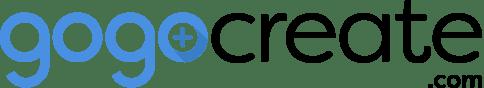 Go Go Create Logo