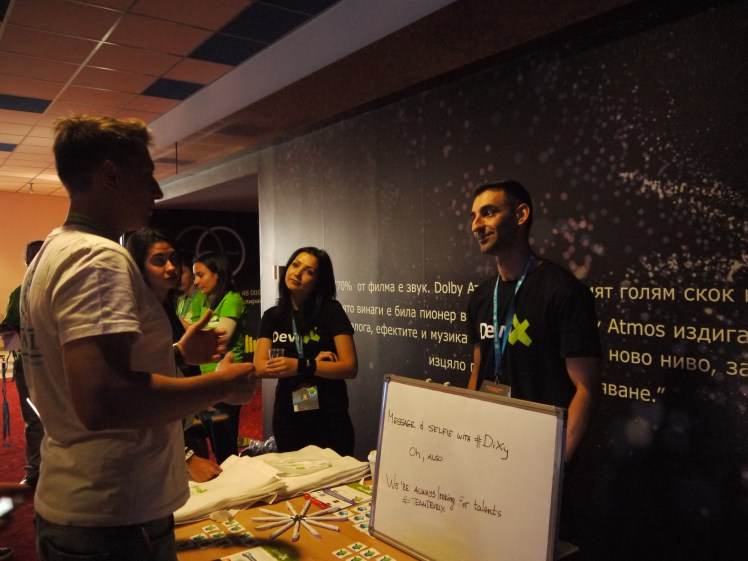 Sponsors at WordCamp Sofia 2016