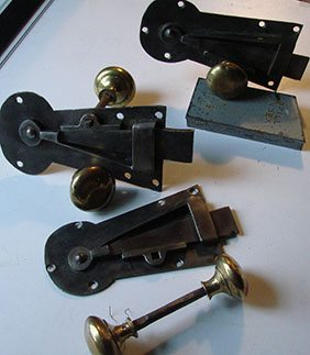 Vintage House Hardware from Tradition Home Designs
