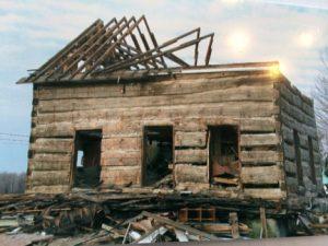 pioneer log tradition home. Black Bedroom Furniture Sets. Home Design Ideas