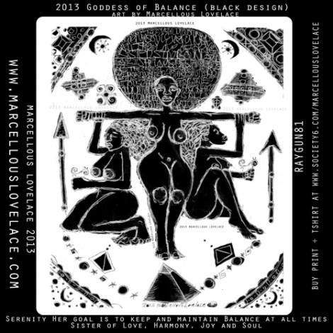 2013 Goddess of Balance by Marcellous Lovelace_online