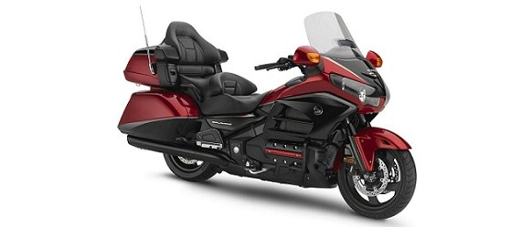 2016 Honda Gold Wing main