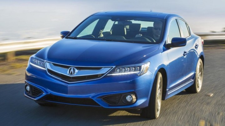 2017 Acura ILX Type S front view