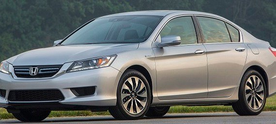 2017 Honda Accord Hybrid main