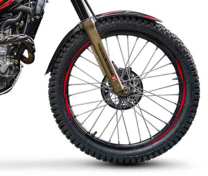 2018 Honda Montesa Cota 300RR wheel