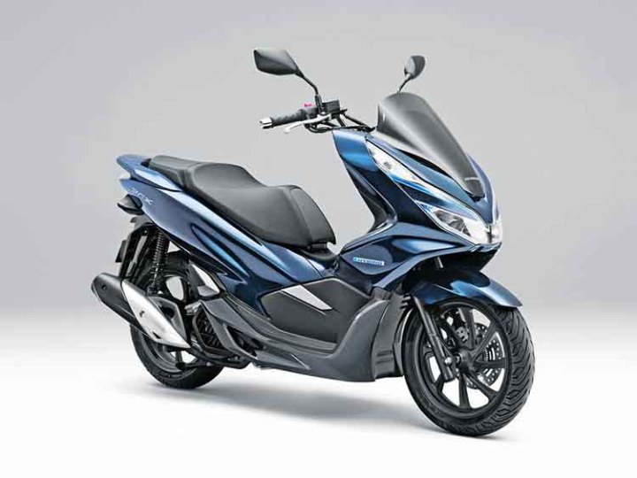 2018 Honda PCX Electric hybrid