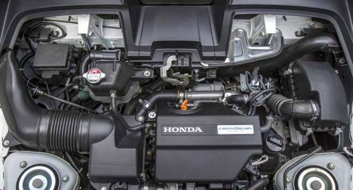 2018 Honda S660 engine