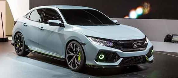 2019 Honda Civic front