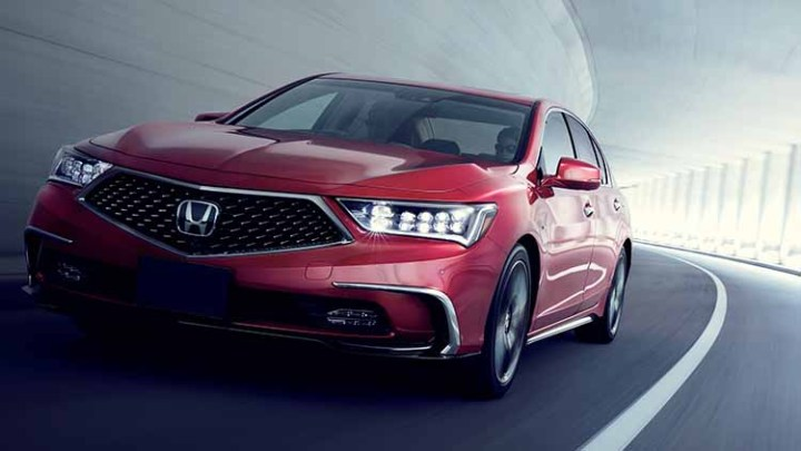 2019 Honda Legend