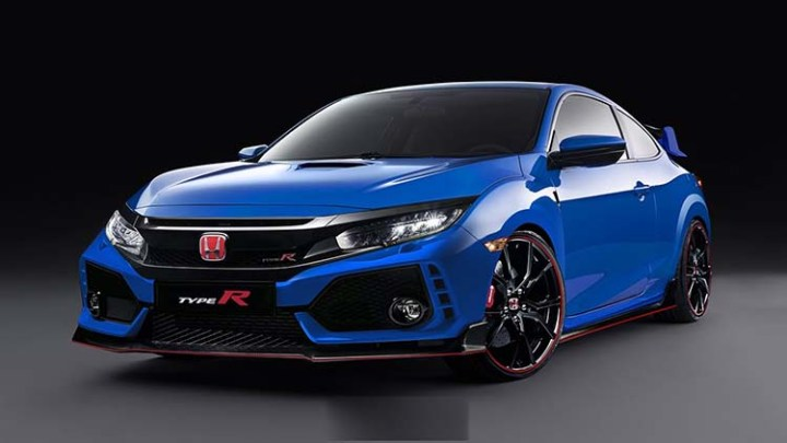 2020 Honda Civic Coupe type r