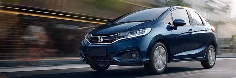 2020 Honda Jazz redesign