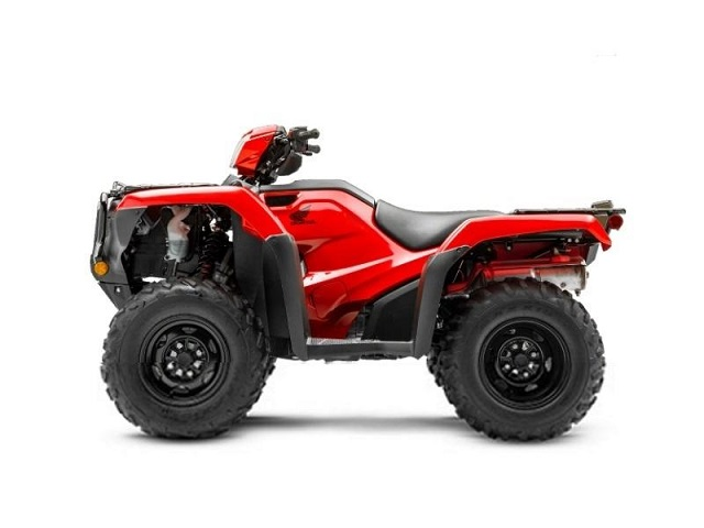 2020 Honda FourTrax Foreman 4x4 side