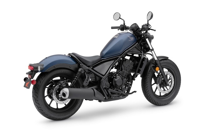2020 Honda Rebel 300 rear