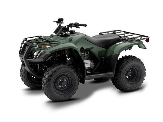 2020 Honda FourTrax Recon front